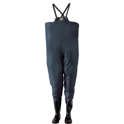 ロゴス ロゴス クレモナ水産 胴付き長靴 鉄紺 28.0cm 4981325034238