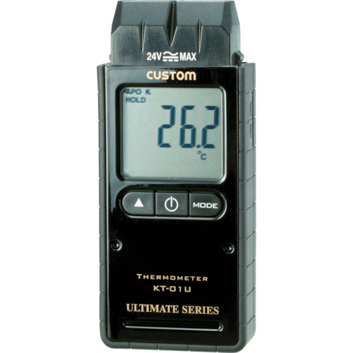 カスタム カスタム デジタル温度計(Kタイプ1ch) KT01U 4983621210071