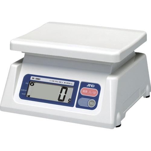 エー・アンド・デイ A&D デジタルはかり(検定付・2区) SK1000IA2 4981046608275