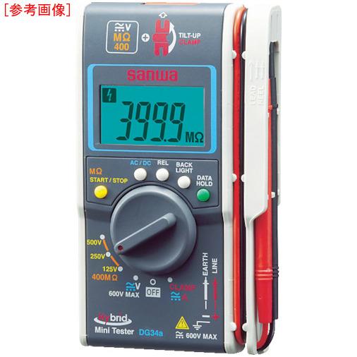 三和電気計器 SANWA メグオームテスタ ケース付 4981754044662