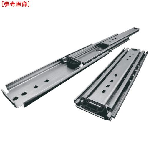 日本アキュライド アキュライド ダブルスライドレール609.6mm C930124A 4582278008507