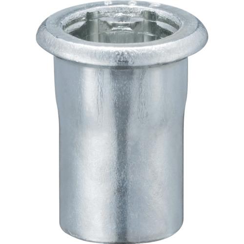 ポップリベットファスナーPO POP ポップブラインドナットヘキサタイプ平頭(M4) (1000個入) 4536178140362