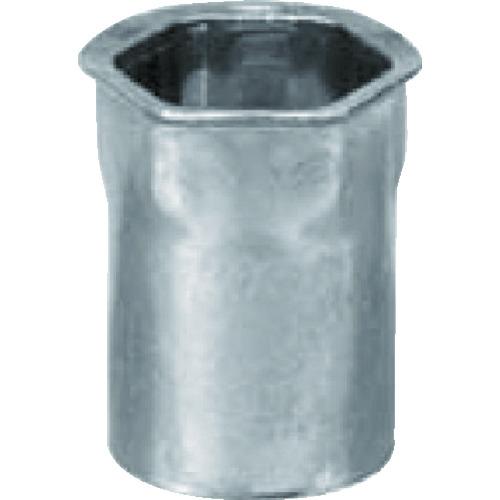ポップリベットファスナーPO POP ポップブラインドナットヘキサスモールフランジ(M5) (1000個入) 4536178140683