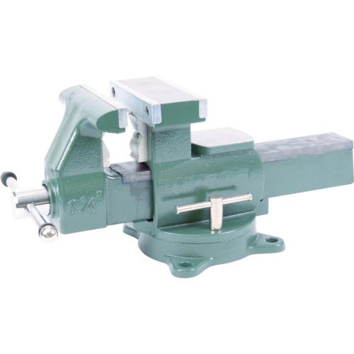 トラスコ中山 TRUSCO 回転台付メカニックバイス(2WAYタイプ) 200mm 4989999268386
