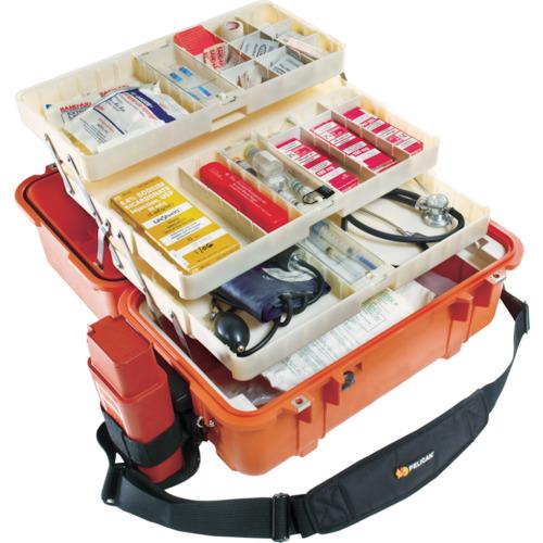 新作モデル 0019428096915:爆安!家電のでん太郎 PELICAN 1460EMS OR 529×323×324 PELICAN PRODUCTS-DIY・工具