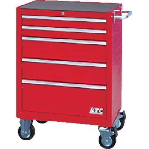 京都機械工具 KTC ローラーキャビネット(5段5引出し) 4989433835723