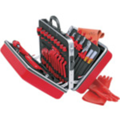 KNIPEX社 KNIPEX 絶縁工具セット 48点セット 4003773026655