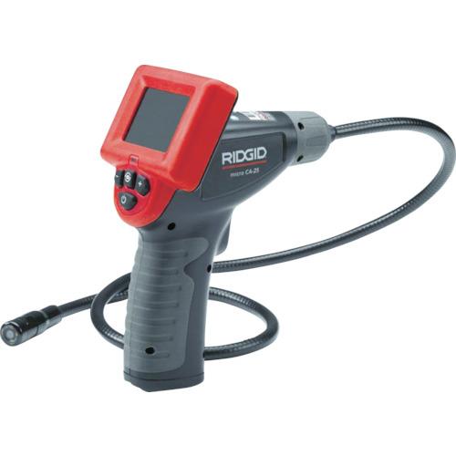 Ridge Tool Compan リジッド 検査カメラ CA-25 40043 0095691400437