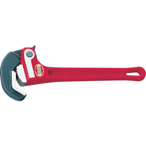Ridge Tool Compan リジッド 10インチ ラピッドグリップレンチ 10348 0095691103482