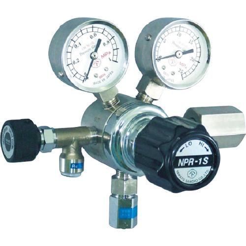 ヤマト産業 ヤマト 分析機用圧力調整器 NPR-1S 4560125829376