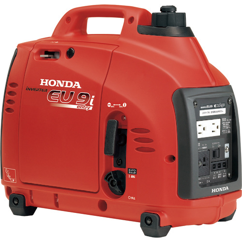 本田技研工業 HONDA 防音型インバーター発電機 900VA(交流/直流) 4945943202776