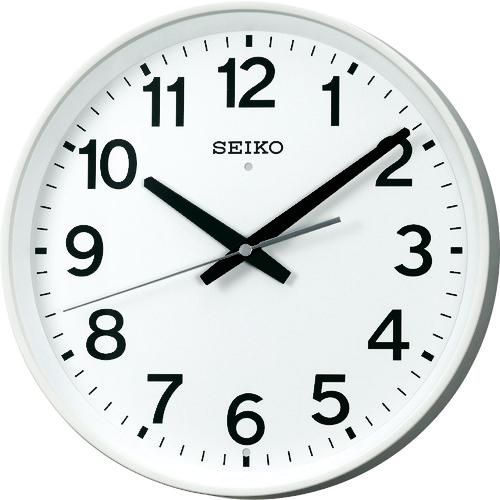 セイコークロック SEIKO 電波クロック KX317W 4517228025990