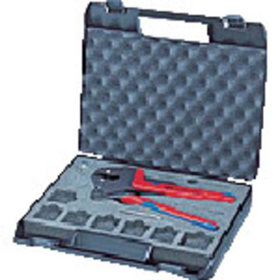 KNIPEX社 KNIPEX 9743-200 クリンピングシステムプライヤー 4003773030812