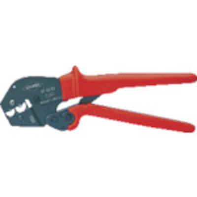 KNIPEX社 KNIPEX 9752-23 圧着ペンチ 250mm 4003773052159