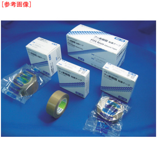 日東電工CSシステム 日東電工CS NC-76 フッ素樹脂テープ 0.13mmX100mmX10m 4953871102488