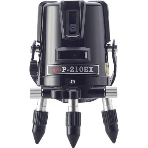 マイゾックス マイゾックス レーザー墨出器  P-EXシリーズ P-210EX 4938514193016