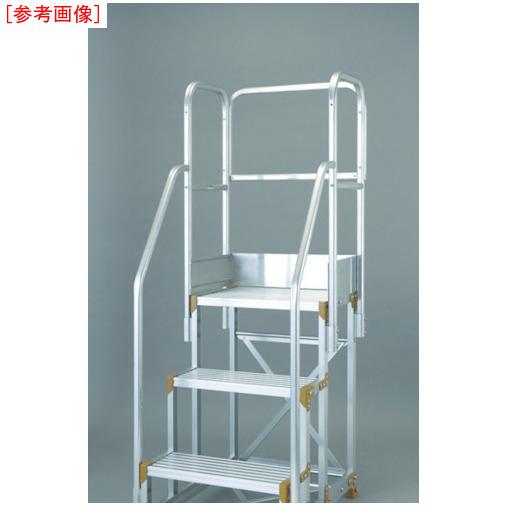 トラスコ中山 TRUSCO 階段手すりセット H=900.1100兼用 4989999337686