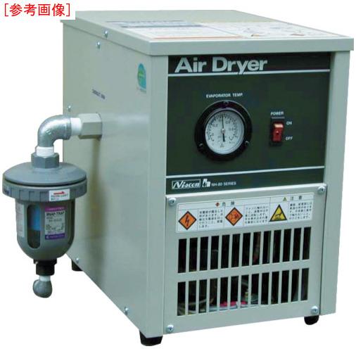 日本精器 日本精器 冷凍式エアドライヤ7.5HP 4580117342737