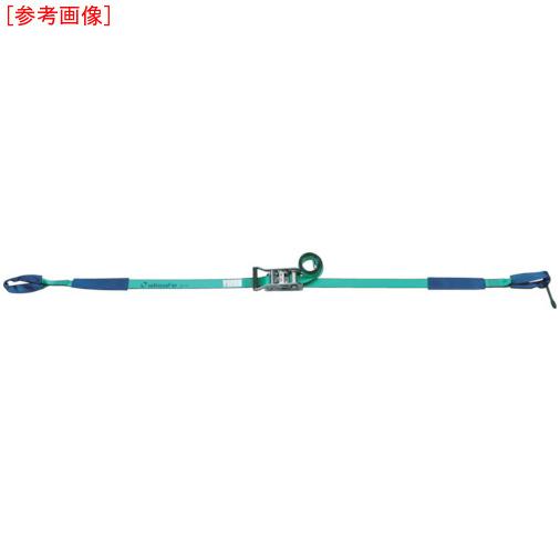 アンクラジャパン allsafe ベルト荷締機ステンレス製ラチェット式・ラッシングベルトしぼり仕様 4562468180862