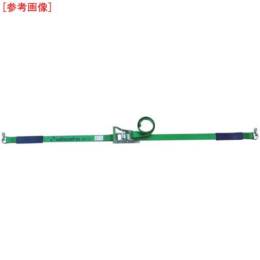 アンクラジャパン allsafe ベルト荷締機エアラインレール用ラチェット式ラッシングベルト 4562468180756