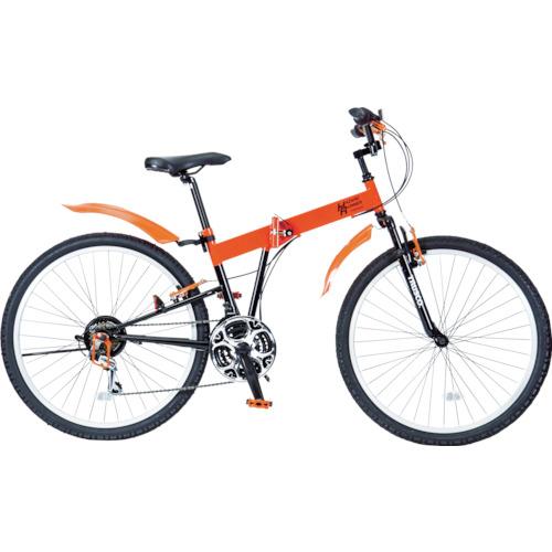 トラスコ中山 TRUSCO 災害時用ノーパンク自転車 ハザードランナー 26インチ 4989999355932