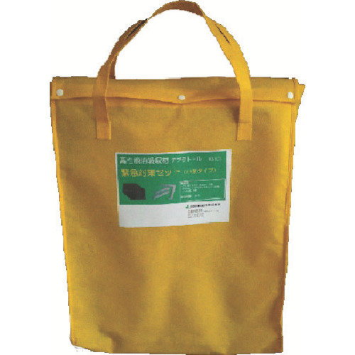 JOHNAN JOHNAN 油吸収材アブラトール 緊急対策セット小型タイプ KS101 4523816101076