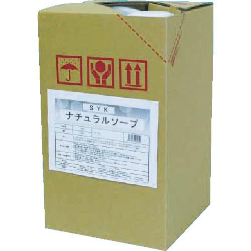 鈴木油脂工業 SYK SYK 鈴木油脂工業 ナチュラルソープ 16kg S2753 16kg 4989933904226, 買いもんどころ:d94fe1c7 --- yogabeach.store