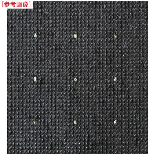 トラスコ中山 TRUSCO 人工芝(透水タイプ) 910mmX20m 厚み6mm 4989999291711