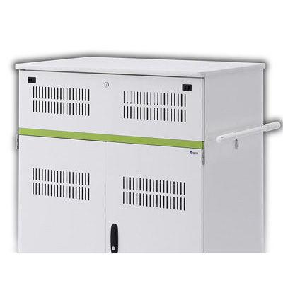 サンワサプライ タブレット収納保管庫用追加収納ボックス(44台収納タイプ用)【沖縄・離島配達不可】 CAI-CABBOX44