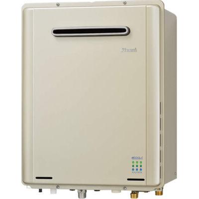 リンナイ ecoジョーズ オートタイプ 20号 屋外壁掛型 ガスふろ給湯器 RUF-E2008SAW(A)