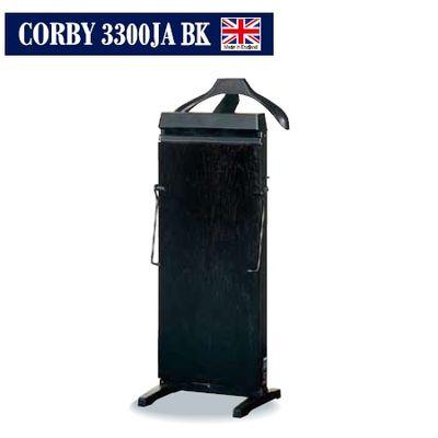 【送料無料】高性能で耐久性にも優れた「コルビー」ズボンプレッサー(ブラック) (3300JCBK) CORBY 高性能で耐久性にも優れた「コルビー」ズボンプレッサー(ブラック) 3300JC-BK