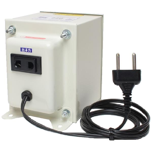 日章工業 アップ/ダウントランス(AC240⇔AC100V、550W) SK-550EX