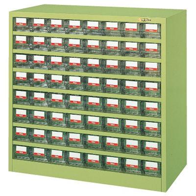 サカエ ハニーケース・樹脂ボックス HFW-64TL