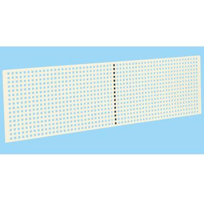 サカエ ラインシステム用オプション・パンチングパネル LSN-1200P