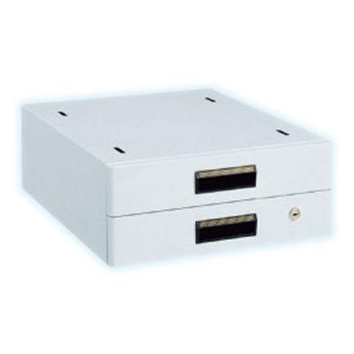 サカエ 作業台用オプションキャビネット NKL-S20GLA