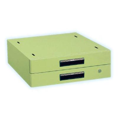 サカエ 作業台用オプションキャビネット NKL-20B