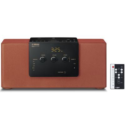 ヤマハ デスクトップオーディオシステム ブリック TSX-B141-RR【納期目安:約10営業日】