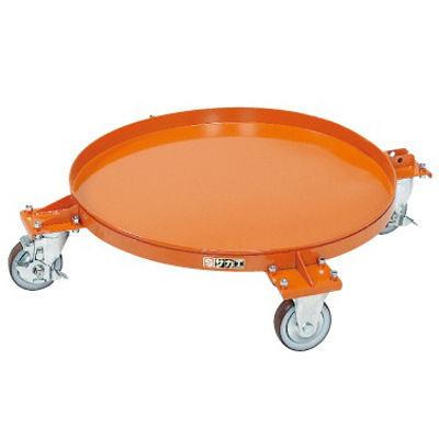 サカエ 円形ドラム台車 DR-4S
