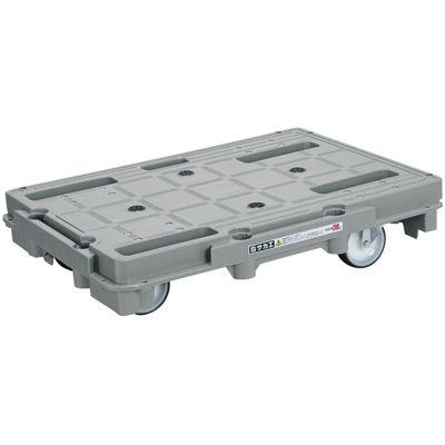 サカエ 樹脂台車(スタッキング・連結仕様) SCR-800S