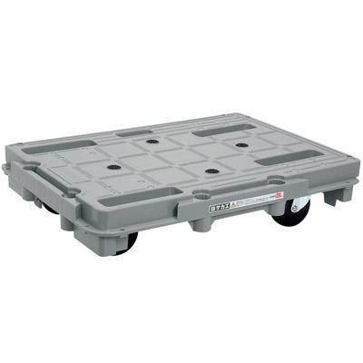 サカエ 樹脂台車(スタッキング・連結仕様) SCR-800