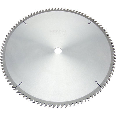 HiKOKI(日立工機) 0030-7858 100枚刃 チップソー(アルミサッシ用) 380×25.4