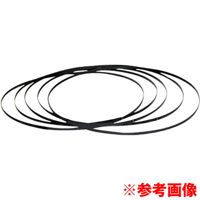 HIKOKI(日立工機) 帯のこ刃 NO.6 6山 (合金) 10入 0032-7165
