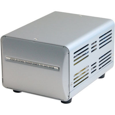 カシムラ 海外国内用型変圧器220-240V/550VA NTI-27