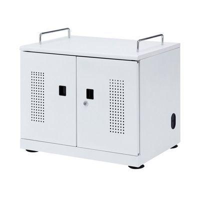 サンワサプライ タブレット収納キャビネット(20台収納)【沖縄・離島配達不可】 CAI-CAB103W