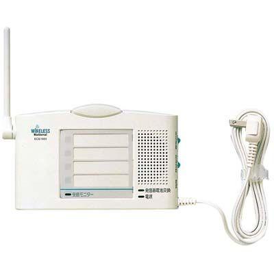 ナショナル 小電力型 ワイヤレスコール 卓上受信器 ECE1601P EBM-7323700