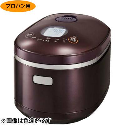 リンナイ ガス炊飯器「直火匠(じかびのたくみ)」1~5.5合炊き(パールシルバー、プロパン用) RR-055MST2(PS)-LPG