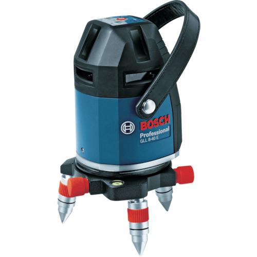 ボッシュ(BOSCH) ボッシュ レーザー墨出し器 GLL8-40ELR