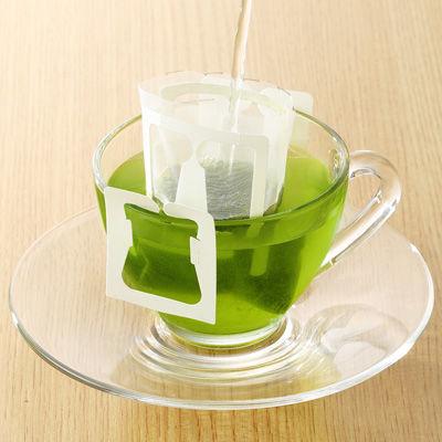 三盛物産 【100個セット】ドリップ緑茶(3P) [天竜茶3g×2、深むし茶3g×1] DRA-30