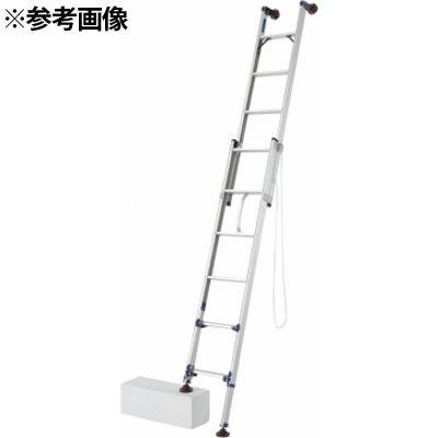 ピカコーポレイション 脚アジャスト式 2連はしご LGW-32D