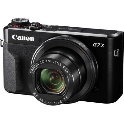 キヤノン コンパクトデジタルカメラPowerShot G7 X Mark II PSG7XMARKII【納期目安:2週間】